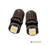 Ba9s Canbus med 1st 5050 SMD non-polarized
