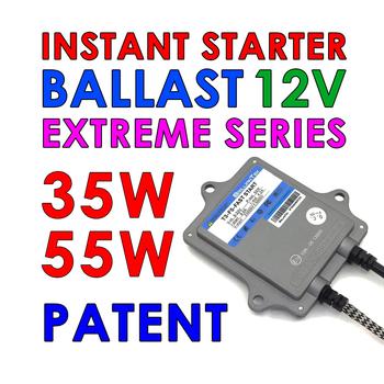 35 & 55W Instant Speedstarter Ballast Extreme Series E-märkt