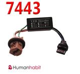 7443 LED Decoder Warning Canceller