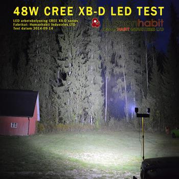 20 pack 27W LED flerpack rabattköp 60° CREE 12-24V