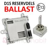 D1S / D1R original E13 reservdelsballast 9-32V