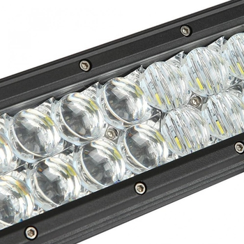 336W LED ramp Osram 5D optik COMBO fäste undertill