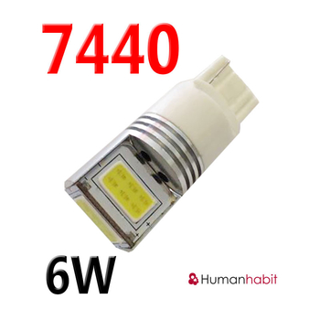 T20 COB 6W Super bright 9-30V