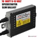 70 Watt 9-16 Volt slim speedstarter ballast