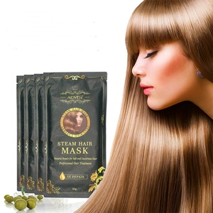 Argan Oil and Keratin  -  Automatic Heating Steam Hair Mask
