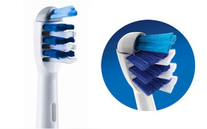 Toothbrush heads Compatible with ORAL B