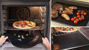 Oven and  BBQ  mat