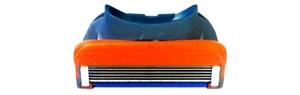 Fusion compatible shaving blades