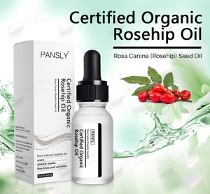 Pure Organic Rosehip Oil for Scars, Fine Lines,Wrinkles and Stretch Marks