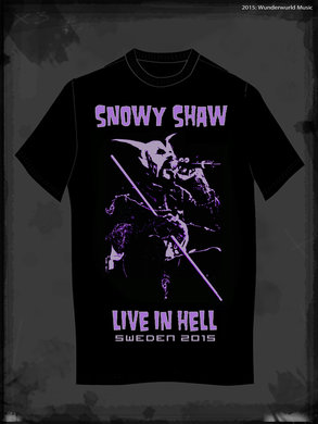 SNOWY - LIVE IN HELL III...