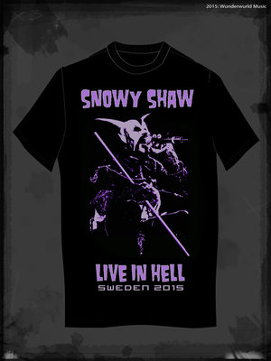 SNOWY - LIVE IN HELL III...