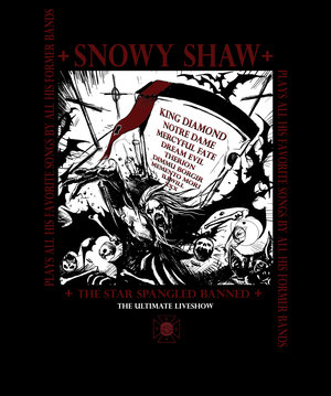 SNOWY SHAW IS ALIVE!