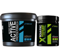 Self Micro Whey Active 4kg + Xtreme BCAA 250g