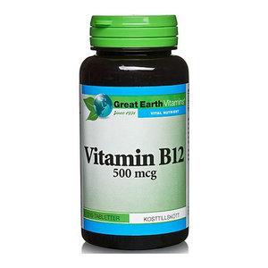 Great Earth Vitamin B12 60 tab