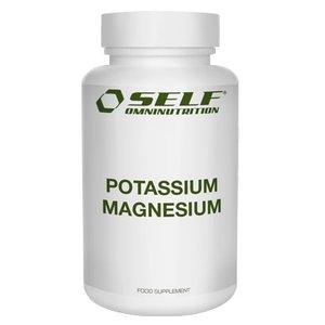 Self Potassium & Magnesium 120cap