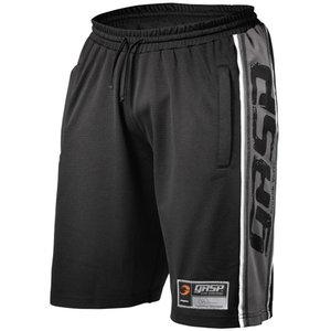 Gasp Raw Mesh Shorts
