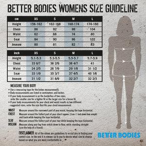 Better Bodies Fitness Short Top