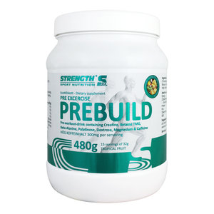 Strenght Nutrition Prebuild