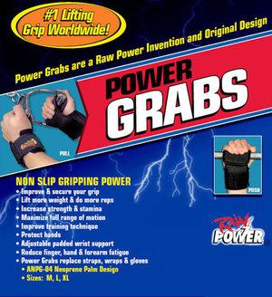 Power Grabs