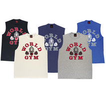 Worldgym Sleeveless Tee