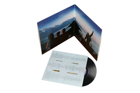 "Pressed 2x Vinyl 12"" Gatefold jacket in 4 color printing - from 100pcs"