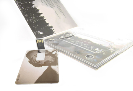 USB 4-p Digipak