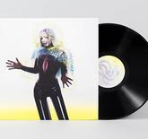 Album innersleeve 4 väriä