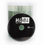 CD med tryck i bulkpack