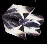 CD med tryk i papsleeve