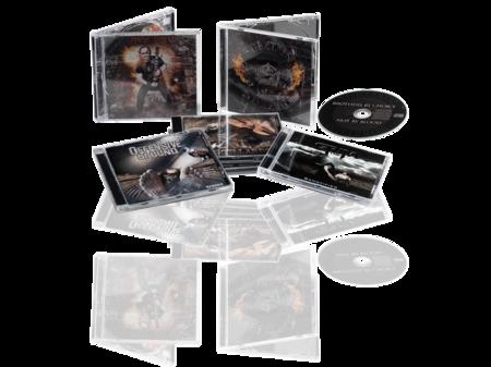 CD + jewelcase