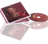 CD with print in jewel case - from 50 pcs