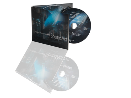 CD + 4 sid Digipak