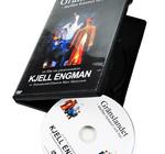 DVD med tryk i DVD-box (14 mm ryg) inkl. indlæg