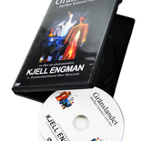 DVD with print in DVD Box (14mm spine) incl insert