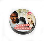 DVD med tryk i bulkpack