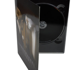 DVD med tryk i 4-sidet A5 Digipak