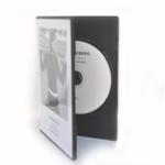 CD med tryk i DVD Slimbox (7 mm ryg) inkl. trykte indlæg