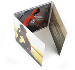 DVD + 6-sid CD Digipak