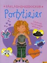 Påklädningsdockor - Partytjejer