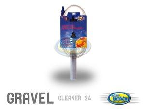 Aqua Nova gravel cleaner 60 cm large (SLUT I LAGER)