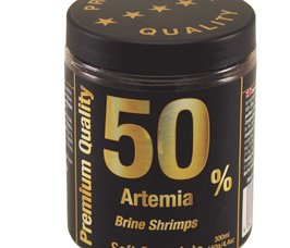 Artemia 50% Soft Granulate 300ml