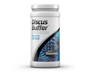 Discus Buffer® PH 5.8-6.8  Seachem 250 gr
