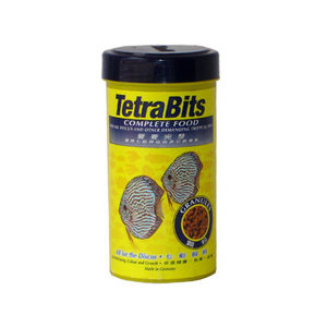 Mix av Tetra / Sera / Tropical 1 liter