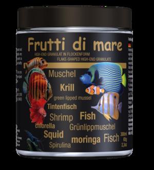 Frutti di mare Flat Granulate 65gr
