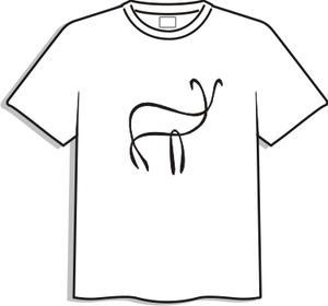 Exquisit t-shirt