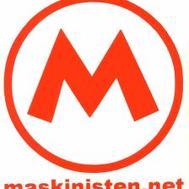 Maskinisten logo