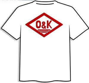 "T-shirt ""O&K"""