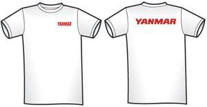 "T-shirt ""Yanmar"""