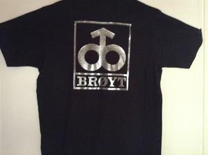 T-shirt Bröyt