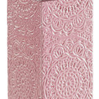 Cult Design - Kub tvål (Melerad rosa)
